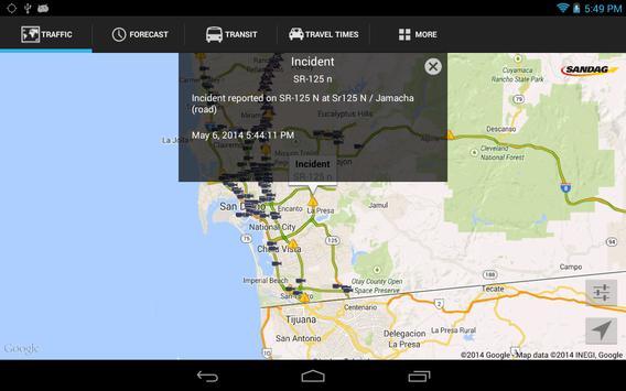 511 San Diego screenshot 5