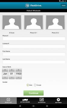 iTestDrive Pro screenshot 8
