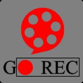 GoRec icon