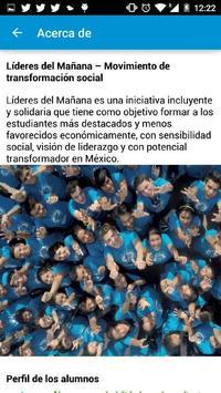 Líderes del Mañana screenshot 3