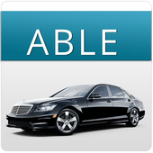Able Airport Cars icon