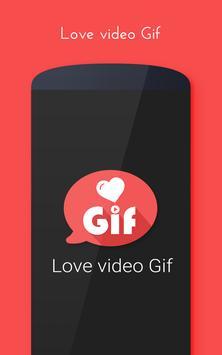 Love Video GIF apk screenshot