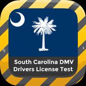 South Carolina DMV Driver License icon