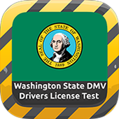 Washington DMV Driver License icon