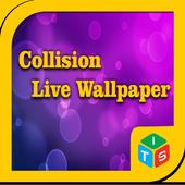 Collision Live Wallpaper Free icon