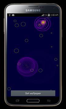Collision Live Wallpaper Free screenshot 1