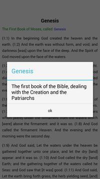 THE HOLY BIBLE KING JAMES apk screenshot