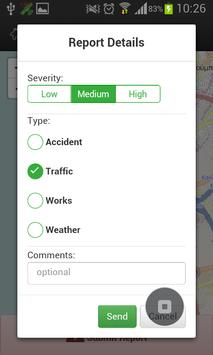 Live Traffic Reporter screenshot 5