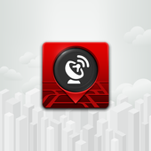 GPS Check-in icon