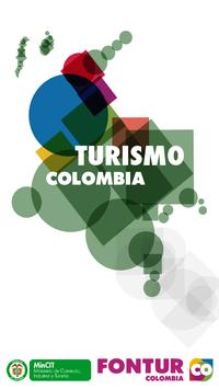 Turismo Colombia poster