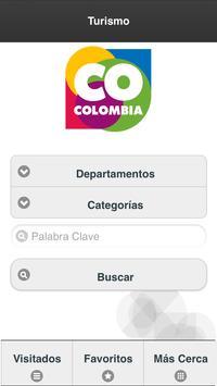 Turismo Colombia screenshot 1