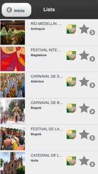 Turismo Colombia screenshot 2