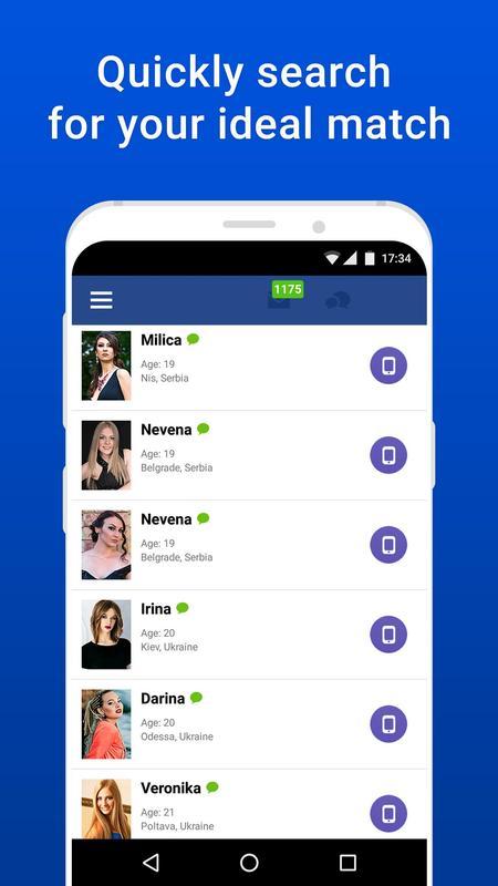 international dating app