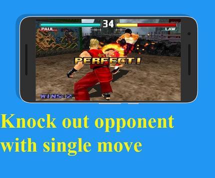 new Tekken 3 cheat poster