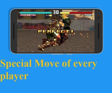 new Tekken 3 cheat screenshot 2