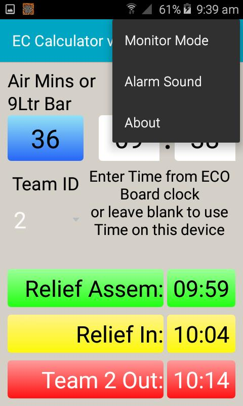BA Entry Control Time Utility for Android - APK Download