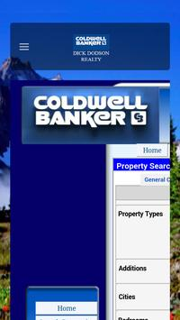 Coldwell Banker Dick Dodson apk screenshot