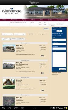 Windermere All Star Realty screenshot 9