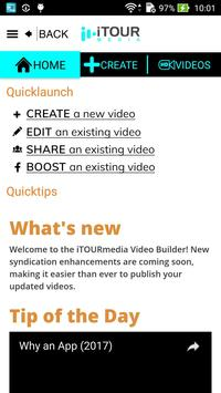 iTOURmedia Video Builder screenshot 3