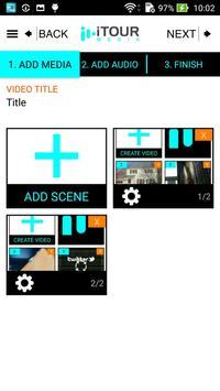 iTOURmedia Video Builder screenshot 4