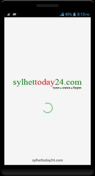 sylhettoday24.com official app poster