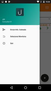 JUI Monitoria screenshot 1