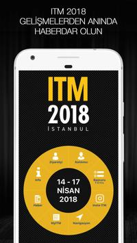ITM 2018 poster