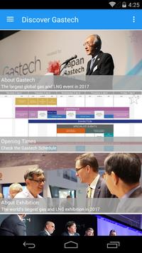 Gastech 2017 screenshot 1