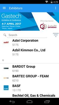 Gastech 2017 screenshot 3