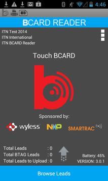 BCARD Reader poster