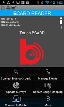 BCARD Reader screenshot 5