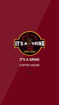It's A Grind poster