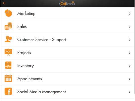 Calltronix screenshot 6