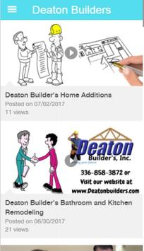 Deaton Builders screenshot 3