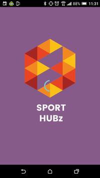 Sport hubz poster