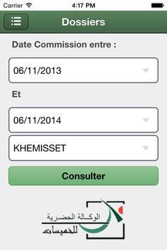 Agence Urbaine de Khémisset apk screenshot