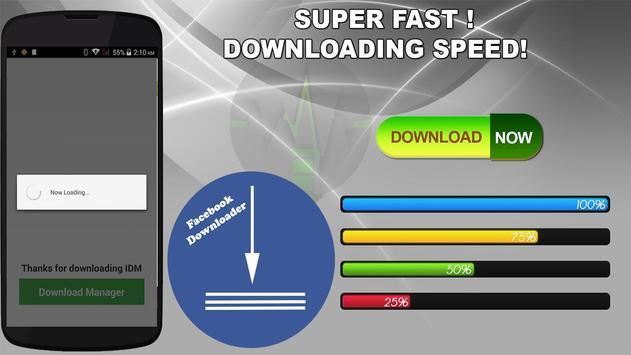 Video Downloader For Facebook screenshot 6