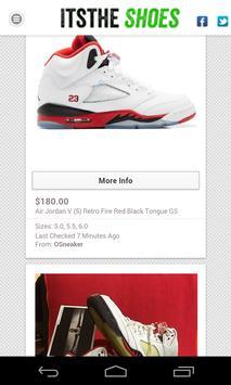 Sneaker Search poster