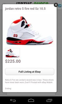 Sneaker Search apk screenshot