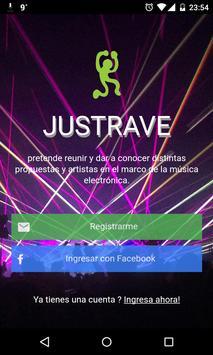 JustRave - Música Electrónica (Unreleased) poster