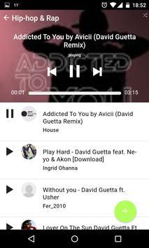 JustRave - Música Electrónica (Unreleased) screenshot 5