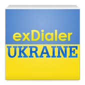 exDialer Ukrainian Theme icon