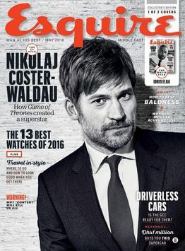 Esquire Middle East apk screenshot