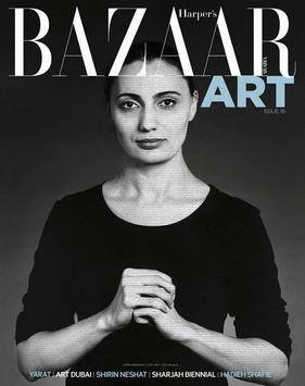 Harpers Bazaar Art apk screenshot