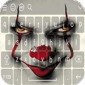 IT Pennywise Keyboard Emoji icon
