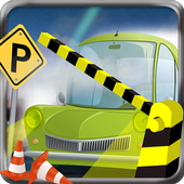 4x4 Crazy Car Parking – Luxury Vehicle Driving icon