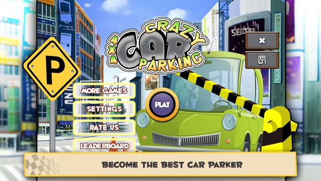4x4 Crazy Car Parking – Luxury Vehicle Driving poster