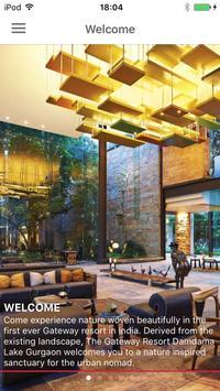 Gateway Resort Damdama Lake poster