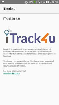 ITrack4u Client poster