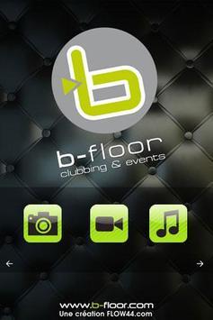 B-Floor poster